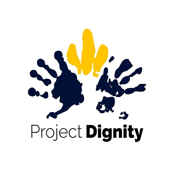 Project Dignity Logo | Live On Purpose