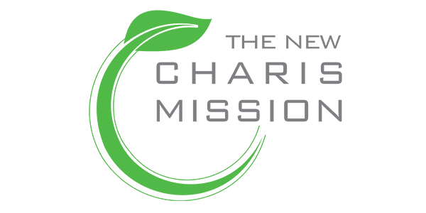 The New Charis Mission Logo   Live On Purpose